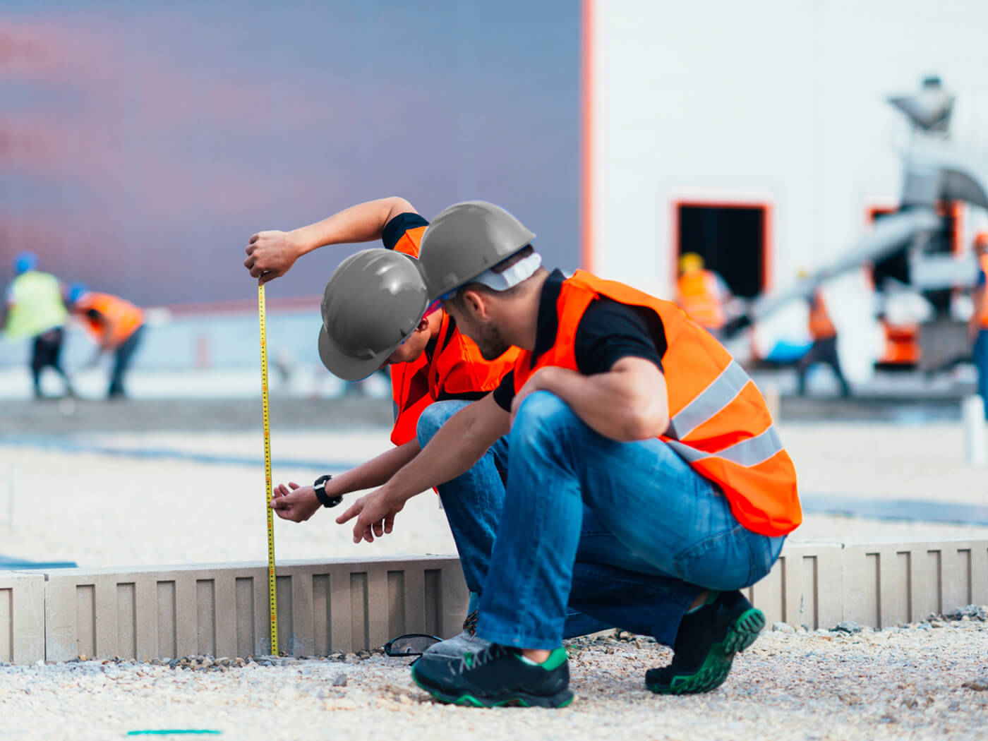 concrete contractors in maryland